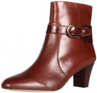 AK Anne Klein Sport Women's Gansee Le Bootie Shoes
