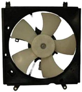 OE Replacement Toyota RAV4 Radiator Cooling Fan Assembly (Partslink Number TO3115120) Automotive