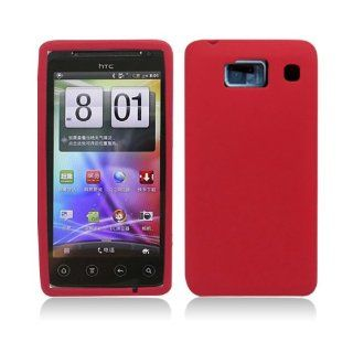 Red Soft Silicone Gel Skin Cover Case for Motorola Droid RAZR HD XT926 XT925 Cell Phones & Accessories