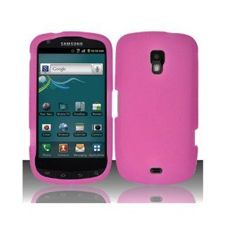 Pink Soft Silicone Gel Skin Cover Case for Samsung Galaxy S Aviator SCH R930 Cell Phones & Accessories