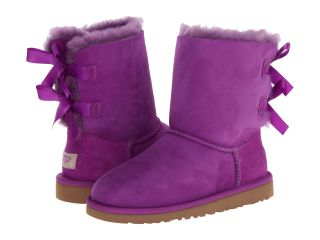 Ugg Kids Bailey Bow Little Kid Big Kid Electric Violet