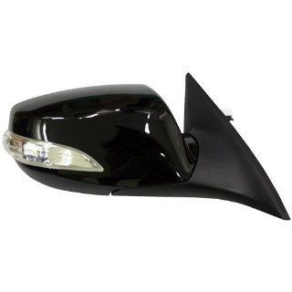 Hyundai OEM Genuine Genesis Coupe Side Mirror Repeater Right Side (Passenger's Side) Black Automotive
