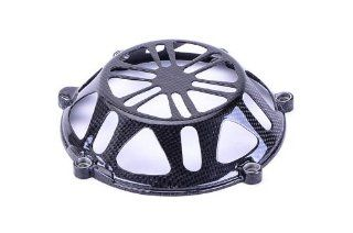 Bestem CBDU 999 CCO2 M Carbon Fiber Open Style 2 Dry Clutch Cover for Ducati Automotive