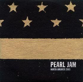 Pearl Jam Live St. Paul, MN 6/16/2003 Music