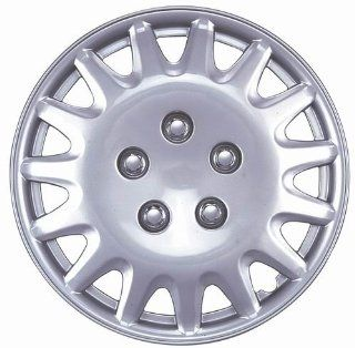 "Drive Accessories KT 996 15S/L, Honda Accord, 15"" Silver Replica Wheel Cover, (Set of 4) Automotive"