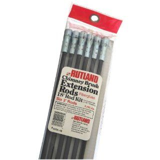 Shop Rutland KRK 18 Fiberglass Chimney Brush Rod Kit at the  Home D�cor Store. Find the latest styles with the lowest prices from Rutland