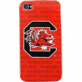 South Carolina Gamecocks Graphics NCAA College Team for Apple iPhone 4 4S Faceplate Hard Back Protector Case Snap On Cover fits Sprint, Verizon, AT&T Cell Phones & Accessories