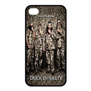Design TV Series Duck Dynasty Hot Hard Case Cover Skin for Iphone 4 4S Cell Phones & Accessories