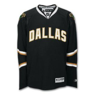 Dallas Stars Reebok Premier Youth Replica Home NHL Hockey Jersey Size S/M  Sports Fan Hockey Jerseys  Sports & Outdoors