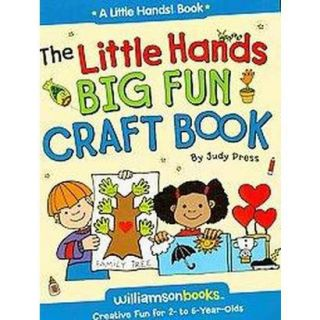 The Little Hands Big Fun Craft Book (Paperback)
