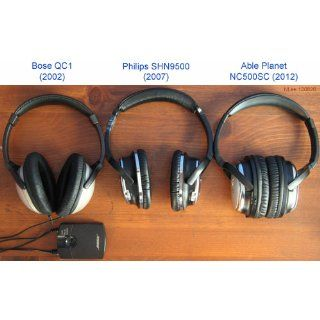 Able Planet Sound Clarity Active Noise Canceling Headphones (Discontinued by Manufacturer) Electronics