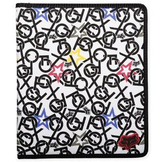 FOX Racing 59268 So Grooveable Binder White Automotive