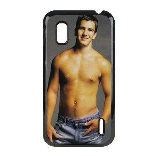 Simple Joy Phone Case, Eli Manning Hard Plastic Back Cover Case for LG Nexus4 E960 Cell Phones & Accessories