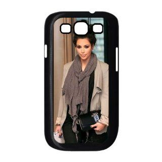 Kim Kardashian Image Samsung Galaxy S3 Case for Samsung Galaxy S3 I9300 Cell Phones & Accessories