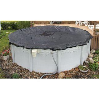 Arctic Armor Rugged Mesh Winter Cover for 28ft Round Above Ground Pools  Swimming Pool Covers  Patio, Lawn & Garden