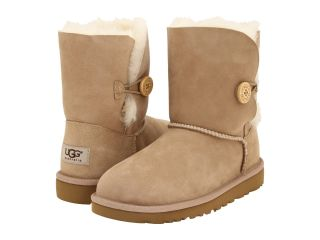 Ugg Kids Bailey Button Little Kid Big Kid Sand