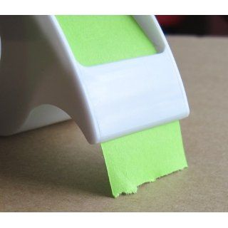Post it Full Adhesive Roll, 1 x 400 Inches, Green, 1 Pack, 2650 G  Post It Tape