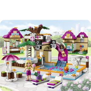 LEGO Friends Heartlake City Pool (41008)      Toys