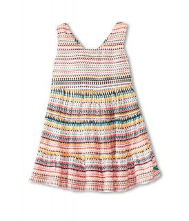 Roxy Kids Peace Out Dress Girls Dress (Pink)