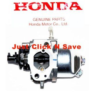 GENUINE OEM Honda Harmony HRB215 (HRB2154HXA) (HRB2154SDA) (HRB2154SXA) Walk Behind Lawn Mower Engines CARBURETOR ASSEMBLY  Motor Vehicles