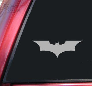 Batman Begins / The Dark Knight Vinyl Decal Sticker   Grey Automotive