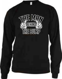 The Man Behind The BUMP Men's Thermal Shirt Clothing