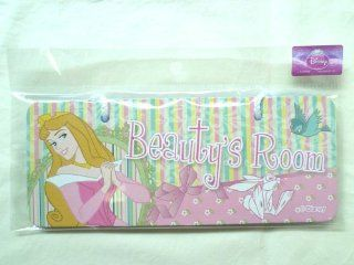 Beautiful Sleeping Beauty, Aurora, Disney Princess Room Decor Hang Tag (Beauty's Room)   kids, children, girl, boy, baby, disney, bed, living, home, house, decorate, office, shop, store, hotel. Toys & Games