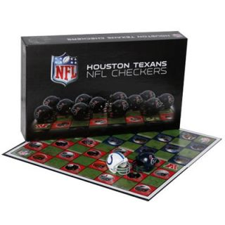 Houston Texans vs. Indianapolis Colts NFL Team Checkers