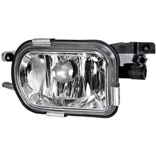 HELLA 007976231 Mercedes Benz C Class W203 Driver Side Replacement Fog Light Assembly Automotive