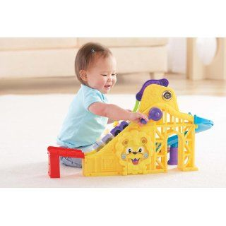Fisher Price Little People Wheelies Roller Coaster Playset Toys & Games