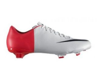 Nike Trainers Shoes Mens Mercurial Miracle Iii Fg White Shoes