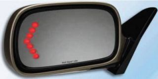 2001 2006 Acura MDX Mirror Glass   Muth, Direct fit, With turn signal, Heated