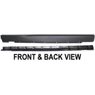 Replacement Direct Fit Rocker Panel Trim