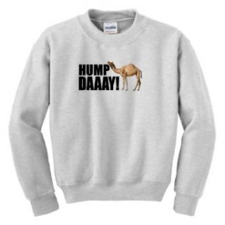 Hump Day Camel Wednesday Youth Crewneck Sweatshirt Clothing