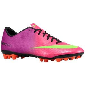 Nike Mercurial Vapor IX AG   Mens   Soccer   Shoes   Fireberry/Red Plum/Electric Green