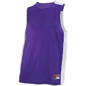 Nike Hustle Reversible Tank   Mens   Basketball   Clothing   Purple/White