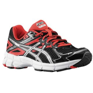 ASICS� GT 1000 2   Boys Grade School   Running   Shoes   Black/Fire Red/Black
