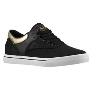 Supra Griffin   Mens   Skate   Shoes   Black/Red/White