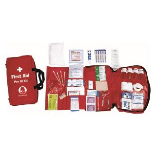 Stansport Pro III First Aid Kit   82 Pieces   First Aid Kits