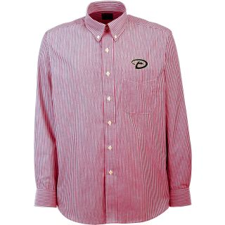 Antigua Arizona Diamondbacks Mens Republic Button Down Long Sleeve Dress Shirt