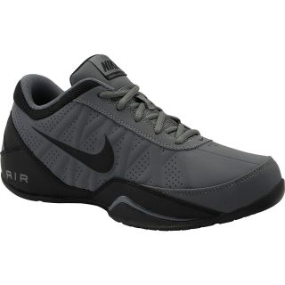 NIKE Mens Air Ring Leader Low Basketball Shoes   Size 9, Grey/black