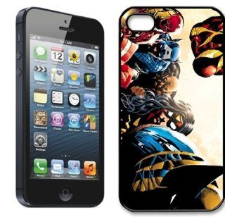 The Avenger Movie Cool Unique Design Phone Cases for iPhone 5 / 5S   Covers for iphone 5 / 5S Vol3 Cell Phones & Accessories