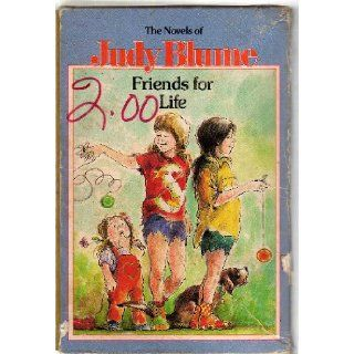 Judy Blume and You Friends for Life (Boxed Set   Superfudge; Are You There God? It's Me, Margaret; Tales of a Fourth Grade Nothing; Otherwise Known as Sheila the Great; Starring Sally J. Freedman) Judy Blume 9780440443568  Kids' Books