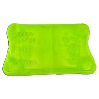 Wii Fit Protective Skin with Foot Massaging Bubbles   Keeps Your Feet Relaxed as You Play Your Wii Fit (Green) Video Games