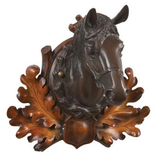 Oklahoma Casting Horse Head Wall Art   Wall Sculptures and Panels