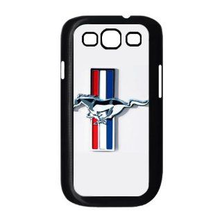 Ford Mustang Logo Samsung Galaxy S3 I9300 Waterproof Back Cases Covers Cell Phones & Accessories