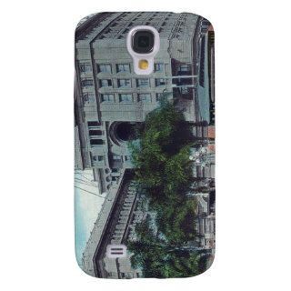 Exteior View of the US Grant Hotel Samsung Galaxy S4 Case