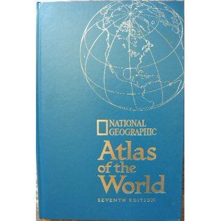 National Geographic Atlas Of The World 7th Edition 9780792275282 Reference Books @