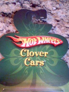 Hot Wheels 2007 Clover Cars on Display Card, 1/64 Scale, Die Casthard to Findlow Priced.same/next Day Shipping.can Ship Winning Bids Together with Reduced Shipping Credited Back to Your Account.low Pricedsame/next H/wtoyup.08 07 Toys & Games