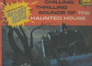 Chilling, Thrilling Sounds of the Haunted House Music